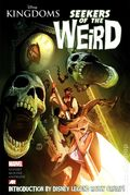 Seekers of the Weird HC (2014 Marvel) Disney Kingdoms 1-1ST