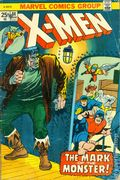 Uncanny X-Men (1963 1st Series) Mark Jewelers 88MJ