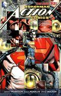 Superman Action Comics TPB (2013-2017 DC Comics The New 52) 3-1ST