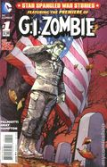 Star Spangled War Stories G.I. Zombie (2014) 1B