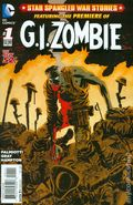 Star Spangled War Stories G.I. Zombie (2014) 1A