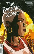 Twilight Zone (2014 Dynamite) 7A
