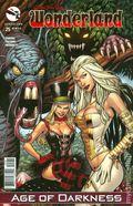 Grimm Fairy Tales Presents Wonderland (2012 Zenescope) 25C