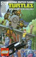Teenage Mutant Ninja Turtles New Animated Adventures (2013 IDW) 13