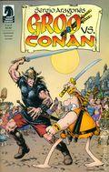 Groo vs. Conan (2014 Dark Horse) 1