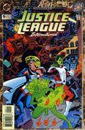 Justice League Europe (1990) Annual 5