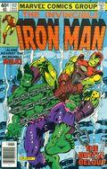 Iron Man (1968 1st Series) Mark Jewelers 132MJ