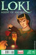 Loki Agent of Asgard (2014) 2D