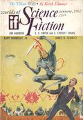 If Worlds of Science Fiction (1952 Pulp Digest) Vol. 11 #6