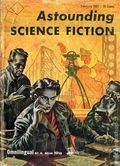 Astounding Science Fiction (1938-1960 Street and Smith) Pulp Vol. 58 #6