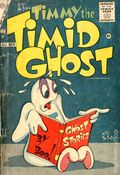 Timmy the Timid Ghost (1956-1966 Charlton) 3