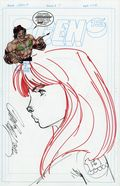 Gen 13 (1995 2nd Series) 1MSKETCH