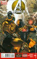 Avengers World (2014) 10