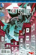 Detective Comics (2011 2nd Series) Annual 3