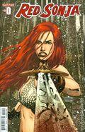 Red Sonja (2013 Dynamite) 0