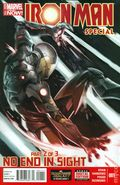 Iron Man Special (2014) 1A