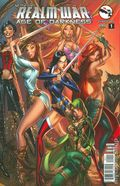 Grimm Fairy Tales Realm War (2014 Zenescope) 1A
