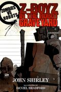 Zombies vs. Robots: Z-Boyz in the Robot Graveyard SC (2014 IDW Novel) 1-1ST