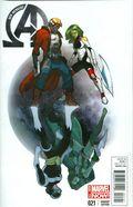 New Avengers (2013 3rd Series) 21B