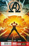 New Avengers (2013 3rd Series) 21A