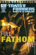 Transformers (2012 IDW) Robots In Disguise 31SUB