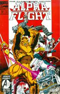 Alpha Flight (1983 1st Series) 120N