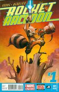 Rocket Raccoon (2014 2nd Series) 1H