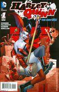 Harley Quinn (2013) 1F
