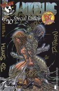 Witchblade (1995) 10DF.SIGNED