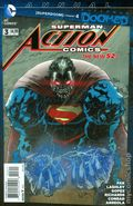 Action Comics (2011 2nd Series) Annual 3