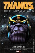 Thanos The Infinity Revelation HC (2014 Marvel) 1-1ST