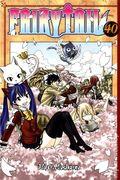 Fairy Tail TPB (2008-2018 Del Rey/Kodansha Digest) 40-1ST