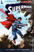 Superman TPB (2013-2015 DC Comics The New 52) 3-1ST
