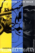 Daredevil Yellow/Spider-Man Blue/Hulk Gray HC (2014 Marvel) By Jeph Loeb and Tim Sale 1-1ST
