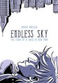 Endless Sky GN (2014 Virtual Graphics) The Story of a Swiss in New York 1-1ST