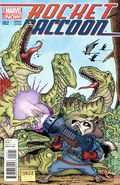 Rocket Raccoon (2014 2nd Series) 2B