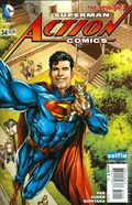 Action Comics (2011 2nd Series) 34B