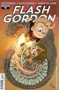 Flash Gordon (2014 Dynamite) 4B