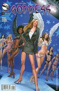 Grimm Fairy Tales Goddess Inc (2014 Zenescope) 1A