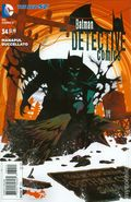 Detective Comics (2011 2nd Series) 34A