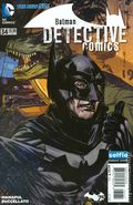 Detective Comics (2011 2nd Series) 34B