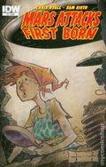 Mars Attacks First Born (2014) 3
