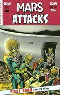 Mars Attacks First Born (2014) 3SUB