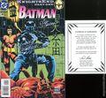 Batman (1940) 509SBSIGNED
