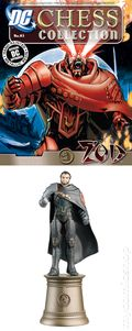 DC Chess Collection (2012- Eaglemoss) Figure and Magazine #063