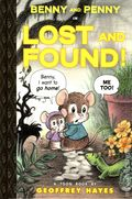 Benny and Penny in Lost and Found HC (2014 A Toon Book) 1-1ST