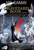 Graveyard Book HC (2014 A HarperCollins Graphic Novel) By Neil Gaiman 1-1ST