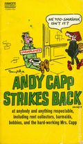 Andy Capp Strikes Back PB (1964 Fawcett Gold Medal) 1-REP