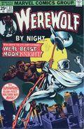 Werewolf by Night (1972 1st Series) Mark Jewelers 33MJ