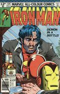 Iron Man (1968 1st Series) U.K. Edition 128UK